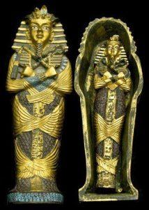 A kristálygyógyászat története - Egyiptom