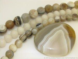 Gyógyító kövek - achát
