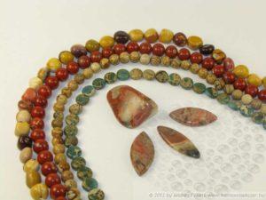 Gyógyító kövek - jáspis
