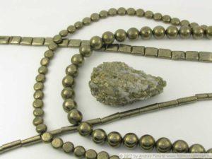 Gyógyító kövek - pirit
