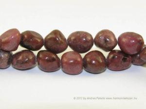 Gyógyító kövek - rodonit